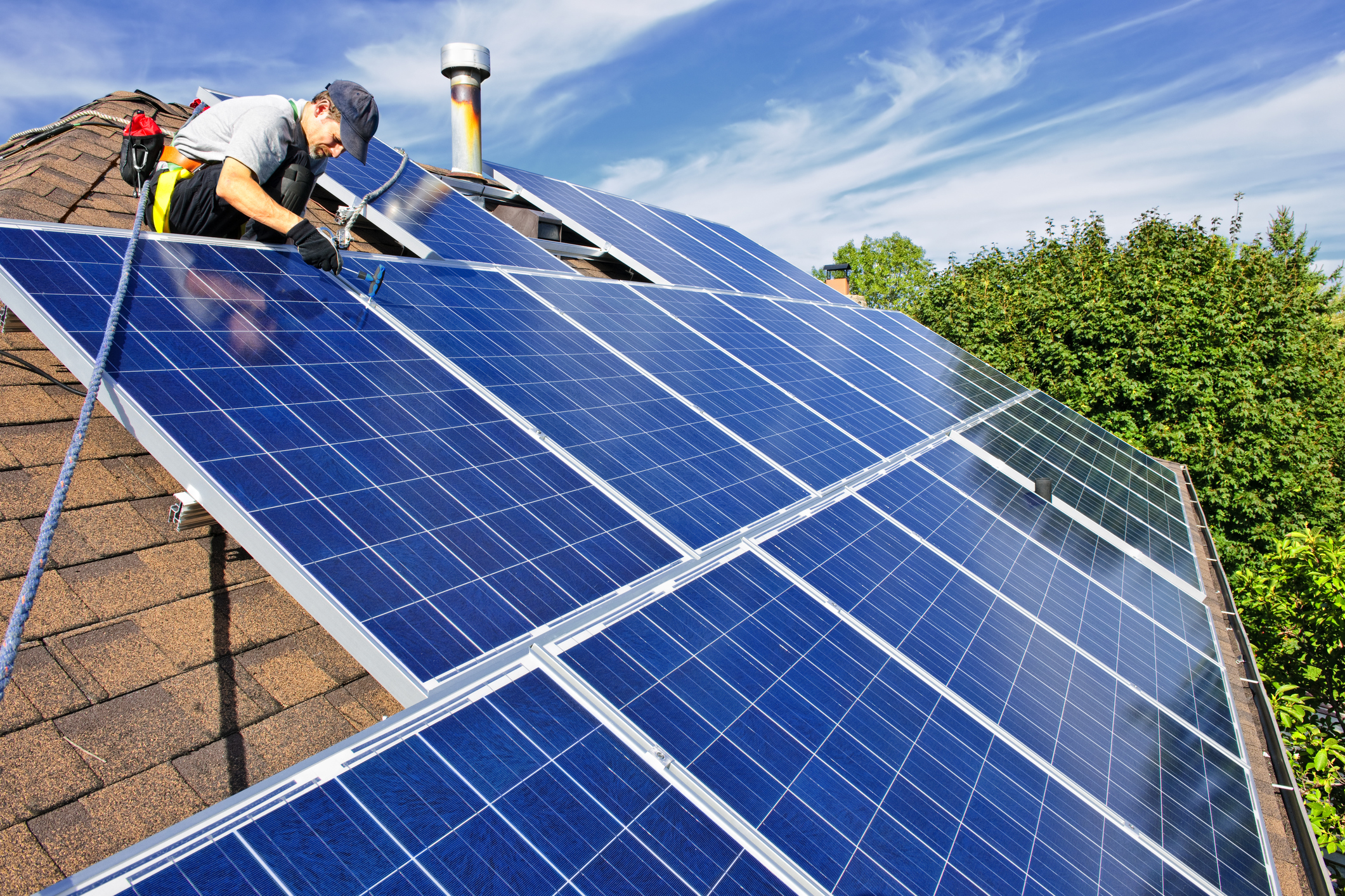 Utilities Are Losing the Battle Against Solar Energy