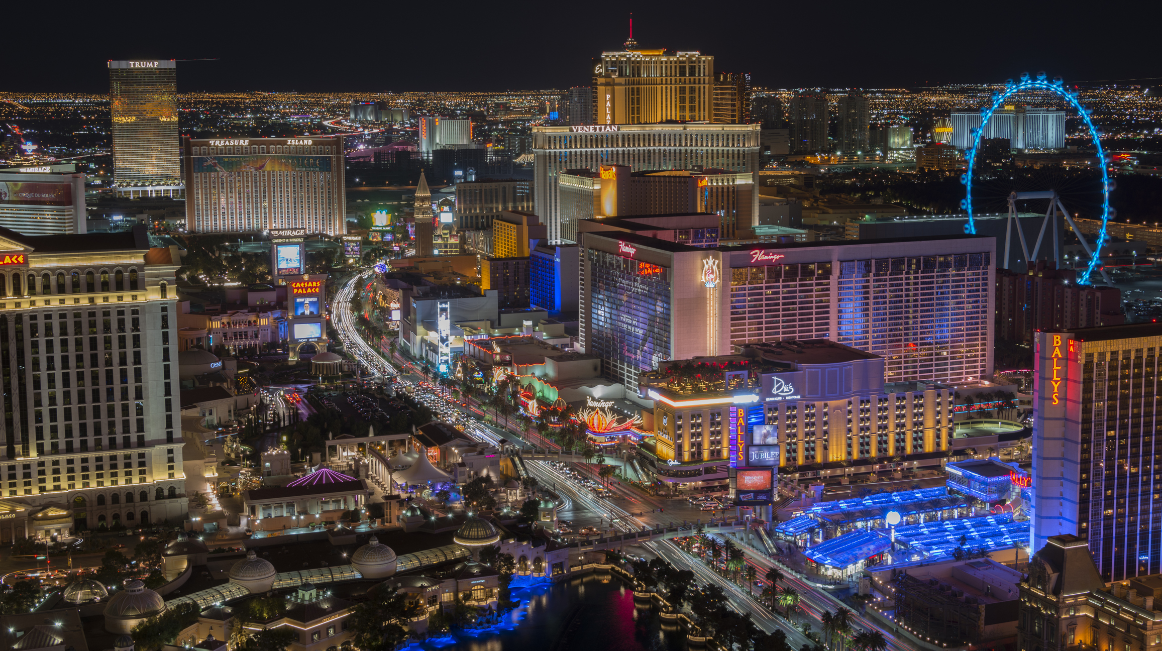Las Vegas' Is Now Powered Entirely by Renewable Energy