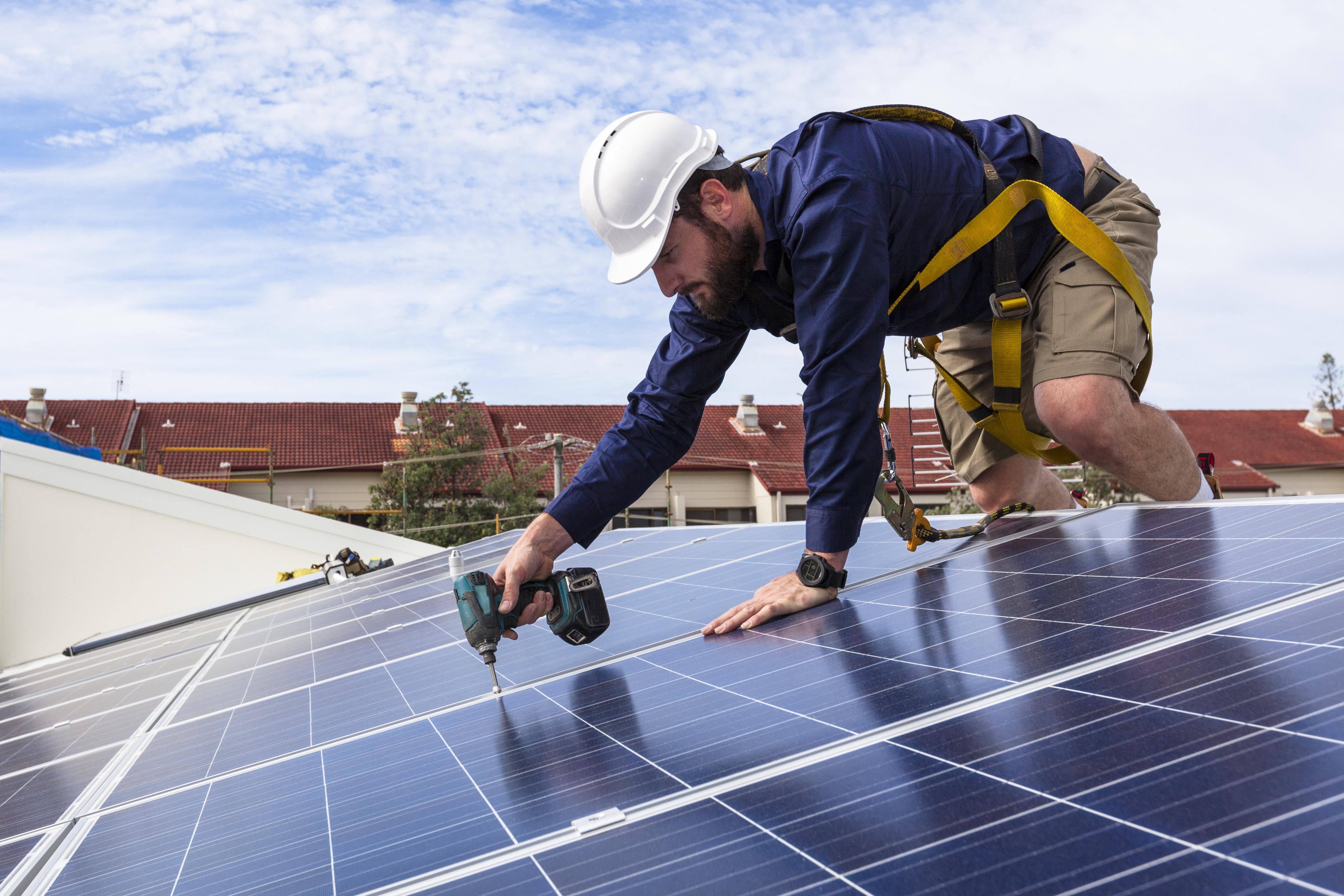 Corporate America Loves Solar Energy