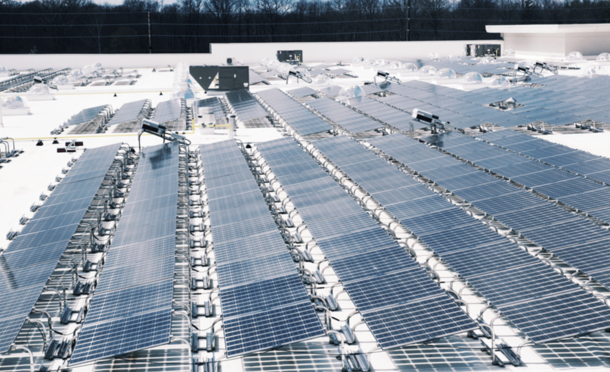 Demand Charge Cost Reduction through an Installed Genie Solar Energy System.